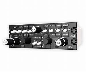 Jupiter Avionics Corporation Product Dual Audio Controllers