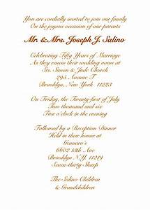 50th wedding anniversary invitations in spanish wedding With 50th wedding anniversary invitations wording in spanish