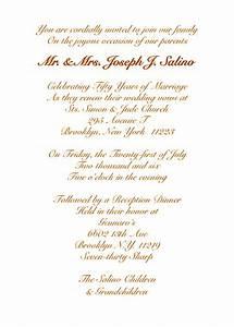 50th wedding anniversary invitations in spanish wedding With 25th anniversary wedding invitations in spanish