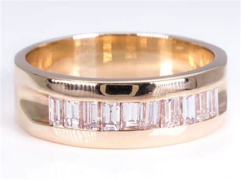 ct diamond row ring high quality size mm size   reserve price catawiki