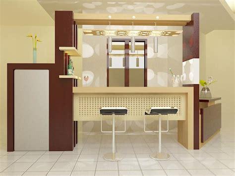 Mini Bar Design For Small Space by Desain Modern Minimalis Mini Bar
