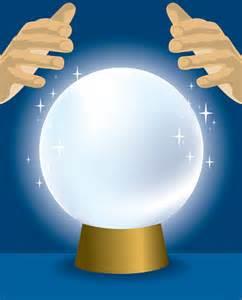 Fortune Teller Crystal Ball Clip Art