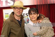 Actor Jason Lee and family attend the Premiere Of Walt ...
