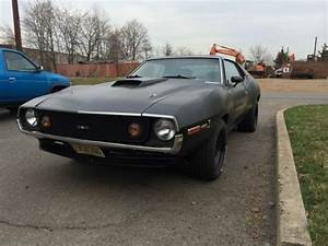 1972 Amc Javelin Amx    Fresh 360 Motor  200r4 Automatic