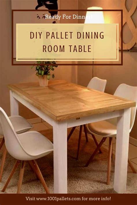 indooroutdoor pallet dining room table  pallets