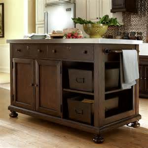 Steel Kitchen Island Crosley Kitchen Island With Stainless Steel Top Reviews Wayfair
