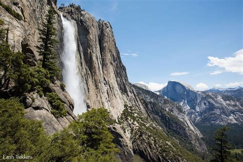 Yosemite For First Timers Best Hikes Views The