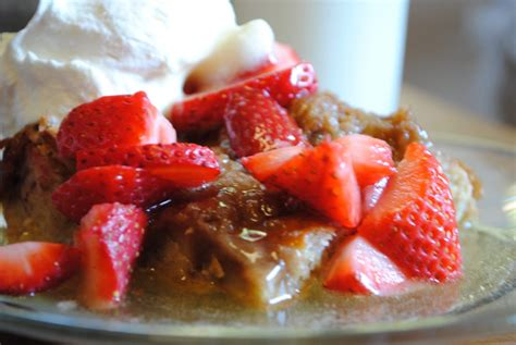baked strawberries overnight strawberry baked french toast like mother
