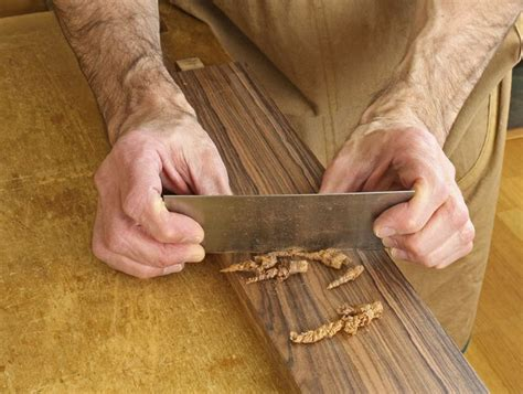 tools   started  woodworking wood scraper diy