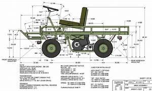 M274 Mule Blueprints