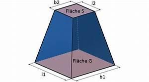 Trapez Berechnen Online : pyramidenstumpf volumenberechnung pyramidenstumpf ~ Themetempest.com Abrechnung