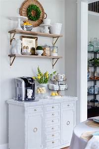 Coffee, Bar, Decor, Updated, For, Spring