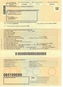 Carte Grise Barrée 2 Fois : carte grise belge aide pour acheter une voiture en belgique ~ Gottalentnigeria.com Avis de Voitures
