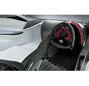 Mazda Taiki Concept Interior Wallpaper  HD Car Wallpapers
