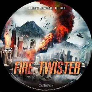 Fire Twister - DVD Covers & Labels by CoverCity