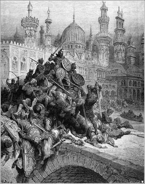 Illustrations to Orlando Furioso / Gustave Doré