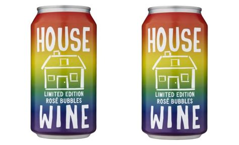 house wine house wine launches rainbow bubbles cans 2018 03 22