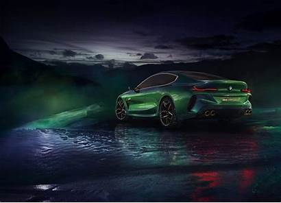 Bmw M8 8k Coupe Gran Concept Wallpapers