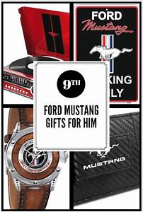 Ford Mustang Gifts For Him | 9th