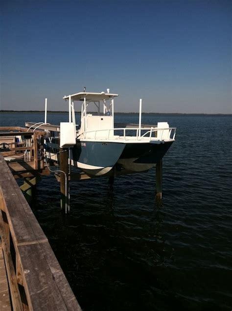 Aluminum Catamaran Hull For Sale by 22 Custom Aluminum Catamaran 24k The Hull Truth