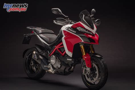 multistrada 1260 s pikes peak multistrada returns for 2018 as a 1260 mcnews au