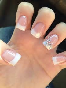 Fabulous wedding nail designs for
