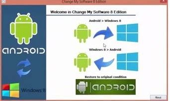 how to install windows on android tablet mobile