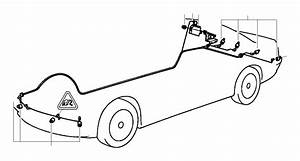 Bmw 740ilp Repair Cable Pdc  System  Electrical  Distance