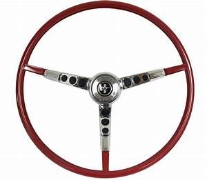 1965 Ford Mustang Parts   Interior Hard Parts   Steering Wheel and