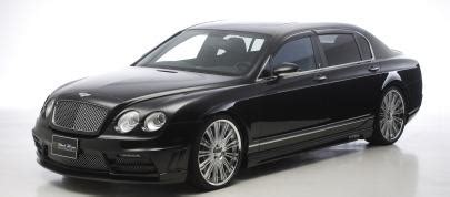 Flying Spur Hd Picture by Wald Bentley Continental Flying Spur Black Bison Edition