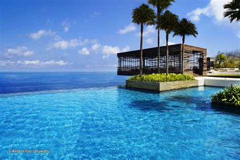 10 Great Infinity Pool Villas In Bali
