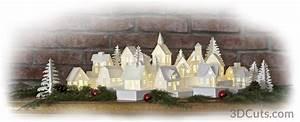 Tea Light Village