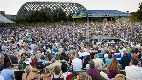 denver botanic gardens concerts denver botanic gardens reveals 2015 concert lineup cpr