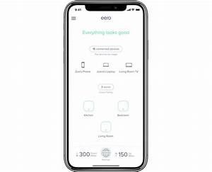 Amazon Eero Pro Mesh Wifi System - 3-pack White