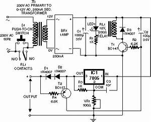 switching power supply electronic electronic circuits With wiring diagrams for lcd meter volts ohms amps battery charge indicator