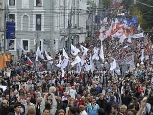Russian opposition rallies: LIVE updates — RT News