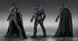 Batman: Arkham (Batsuit Comparisons) - Batman - Comic Vine
