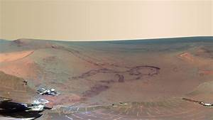 Big picture on Mars: NASA rover snaps stunning view of Red ...