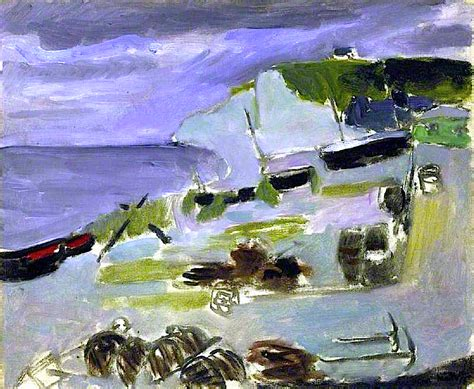 The Boat Matisse by Boats On The Etr 233 Tat By Henri Matisse
