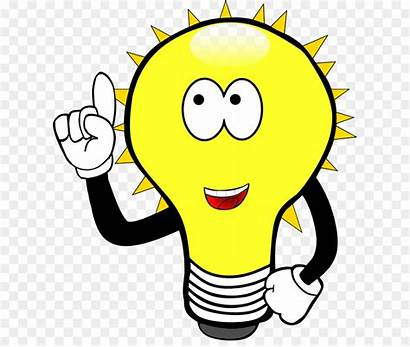 Clipart Bulbs Bulb Icon Cartoon Clip Lamp