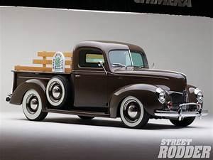 Pick Up Ford : 1940 ford pickup show horse hot rod network ~ Medecine-chirurgie-esthetiques.com Avis de Voitures