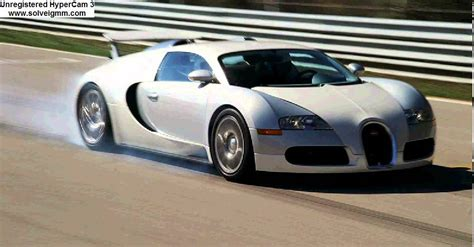 Bugatti Veyron Ss 1200 Hp 1/4 Mile