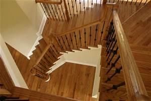 Holzstufen Auf Beton : holzstufen auf einer betontreppe montieren ~ Michelbontemps.com Haus und Dekorationen