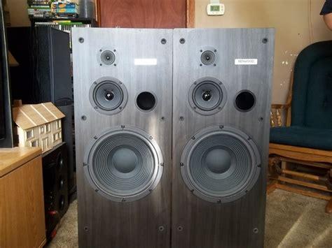 Kenwood Boat Tower Speakers by Kenwood Ks H72 Tower Speakers Nex Tech Classifieds