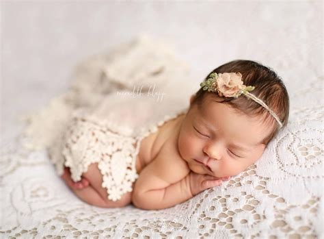 meredith klapp photography sweet girl newborn photo