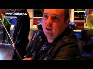 Chris Melling interview at Darren Appleton Farewell event ...