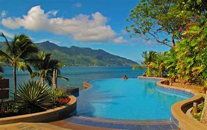 Tropical Desktop Beach Background Backgrounds Computer Tablet
