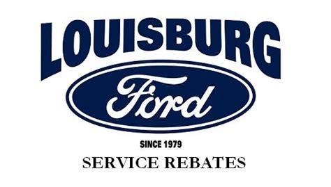 Service Rebates