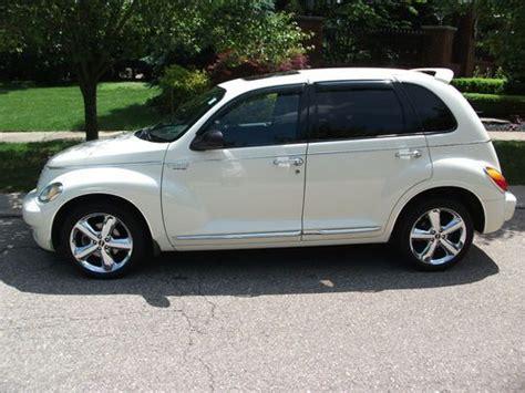 2005 Chrysler Pt Cruiser Gt by Sell Used 2005 Chrysler Pt Cruiser Gt 8700 Spotless