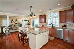 granite kitchen island with seating large granite topped island with seating transitional kitchen philadelphia by custom